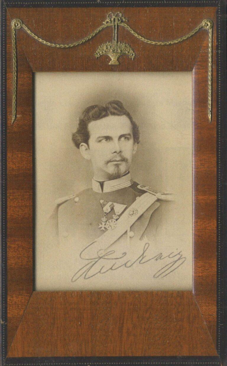 Originalfoto Ludwig II